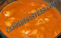 Receta de tintorera en salsa
