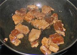 Receta de atun en salsa de soja y sésamo