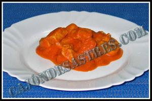 receta de atun con tomate