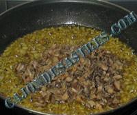 receta de croquetas setas y carne de cocido