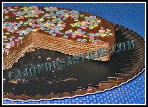 receta de tarta de huesitos