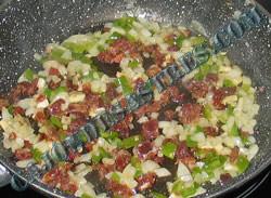 lomo en slasa de jamon serrano