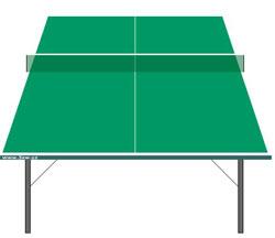 juega al pingpong