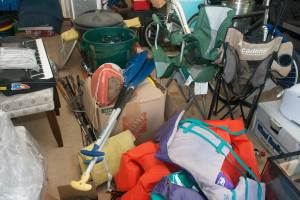Estate Sale: Selling Our Stuff