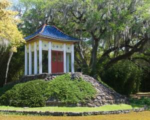 Visit Avery Island, the Jungle Gardens, the Tobasco Factory