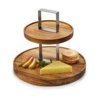 2 Tier Fromage Cake Stand only 33.79