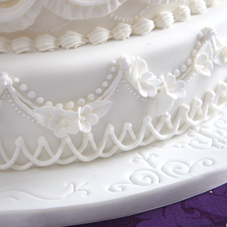 wedding cakes made with royal icing decorating wedding cakes with royal icing 24966