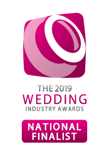 CakeBuds has been selected as a National Finalist for Best Wedding Cake Designer/Maker of the year in The 2019 Wedding Industry Awards