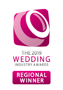 CakeBuds won the title of South Central Best Wedding Cake Designer/Maker of the year in The 2019 Wedding Industry Awards