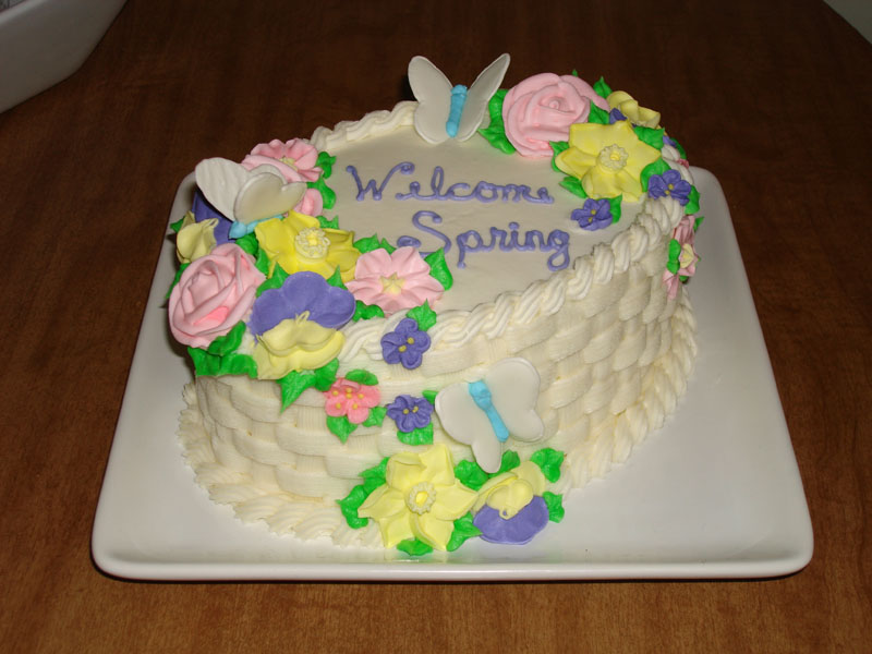 Ideas For Layered Oval Shaped Birthday Cake