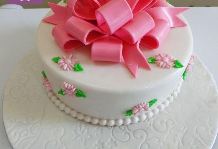Small Flowers Girls Birthday Cake Girl Birthday Cake Ideas