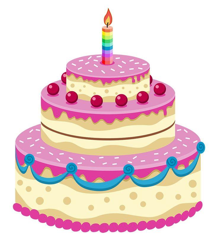 Animated Birthday Cakes