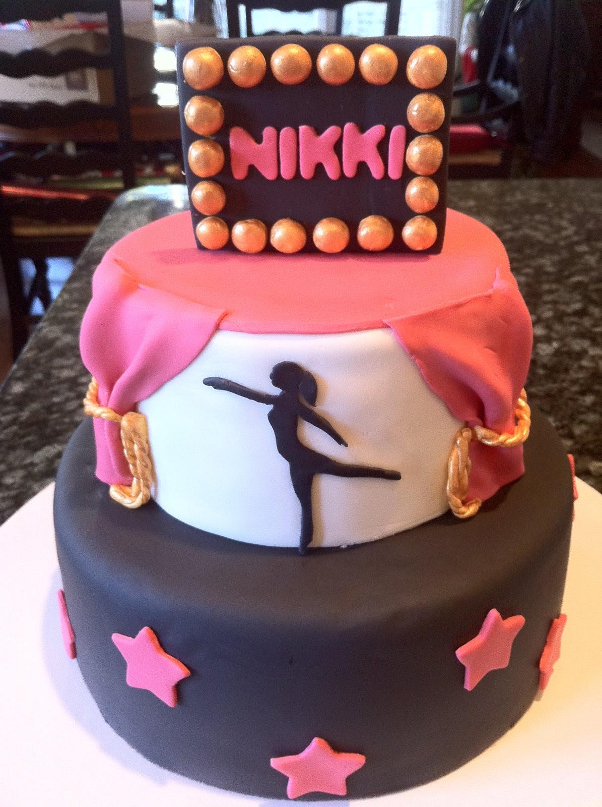 Nikki Birthday Cakes