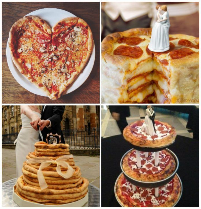 Pizza Wedding Cake Meme Invitationjadi Co