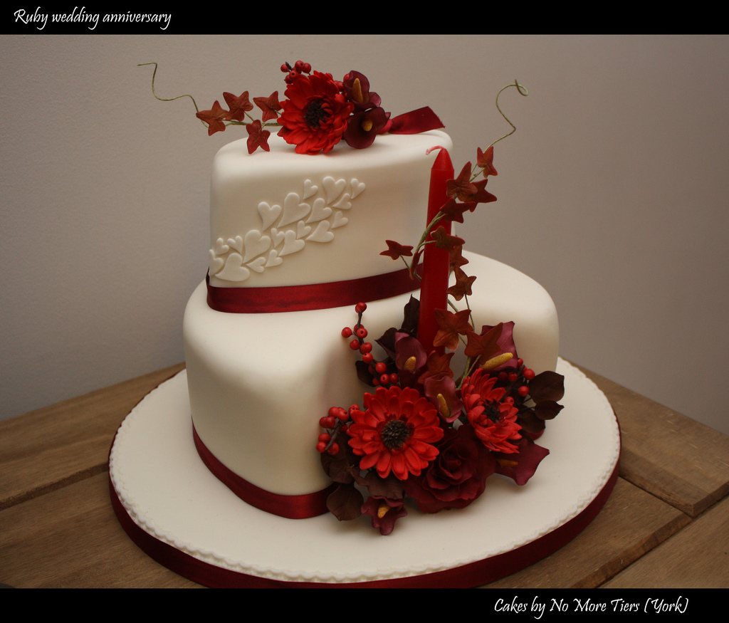 Marriage Anniversary Cakes