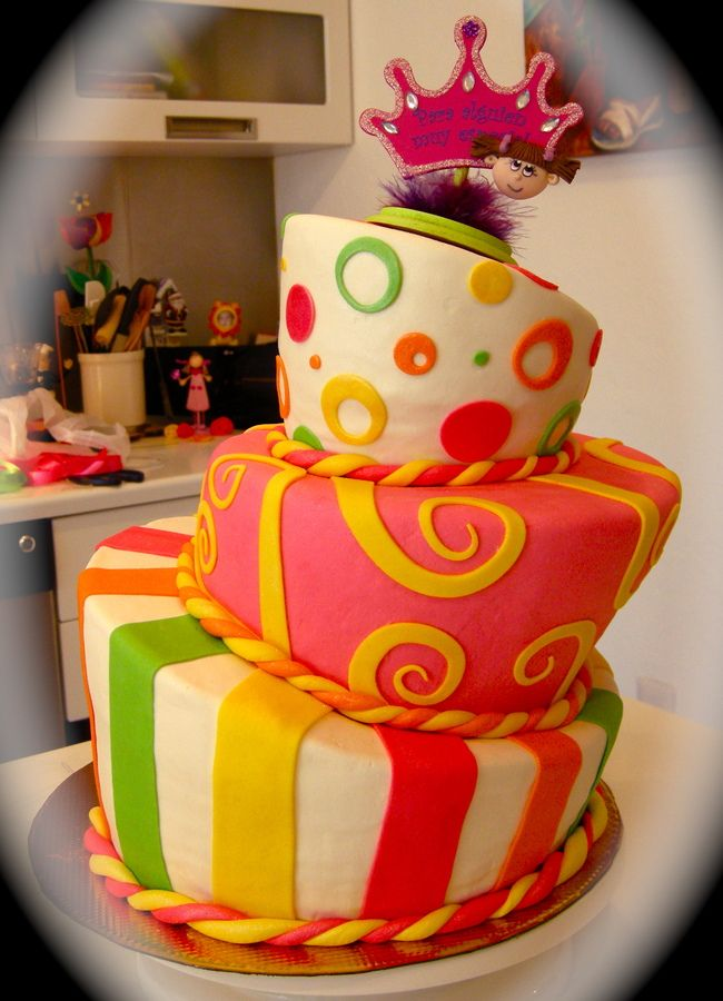 A Birthday Cakes