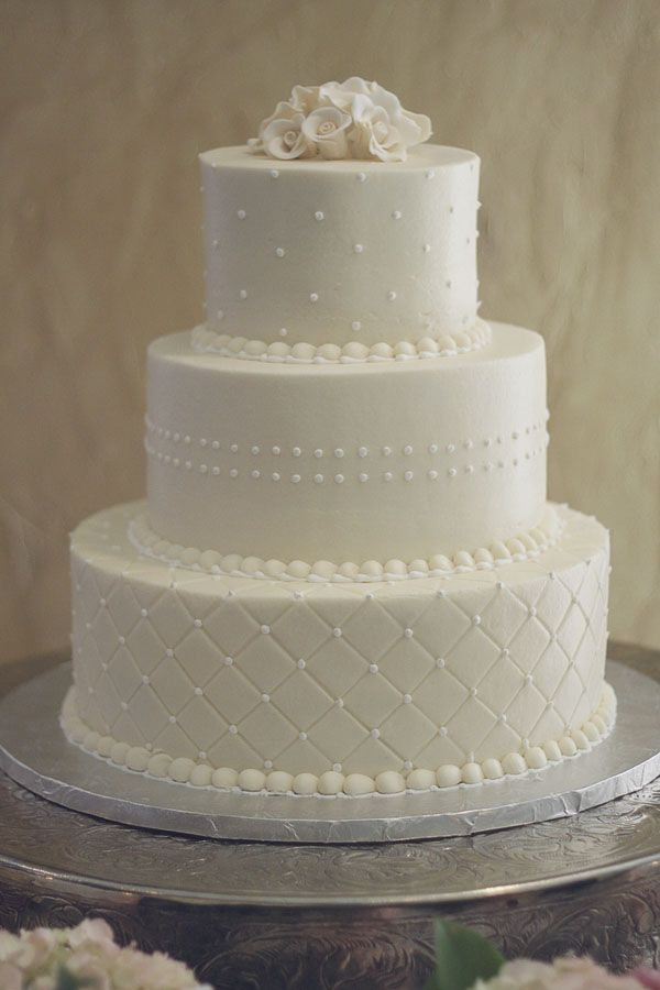 Homemade Wedding Cake Designs