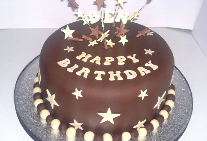 92 Happy Birthday Cake For A Man Amazon Gold Happy Birthday Cake