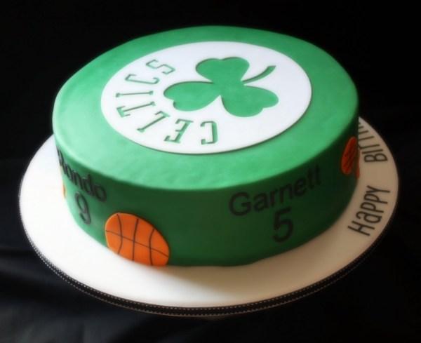 20 Happy Birthday Cake Boston Celtics Pictures And Ideas On Meta