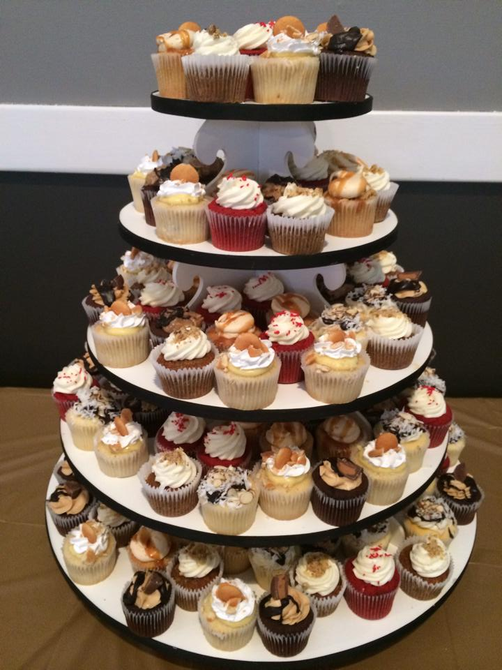 Cake Crazy Bakery  Custom Cupcakes  Cupcake Towers