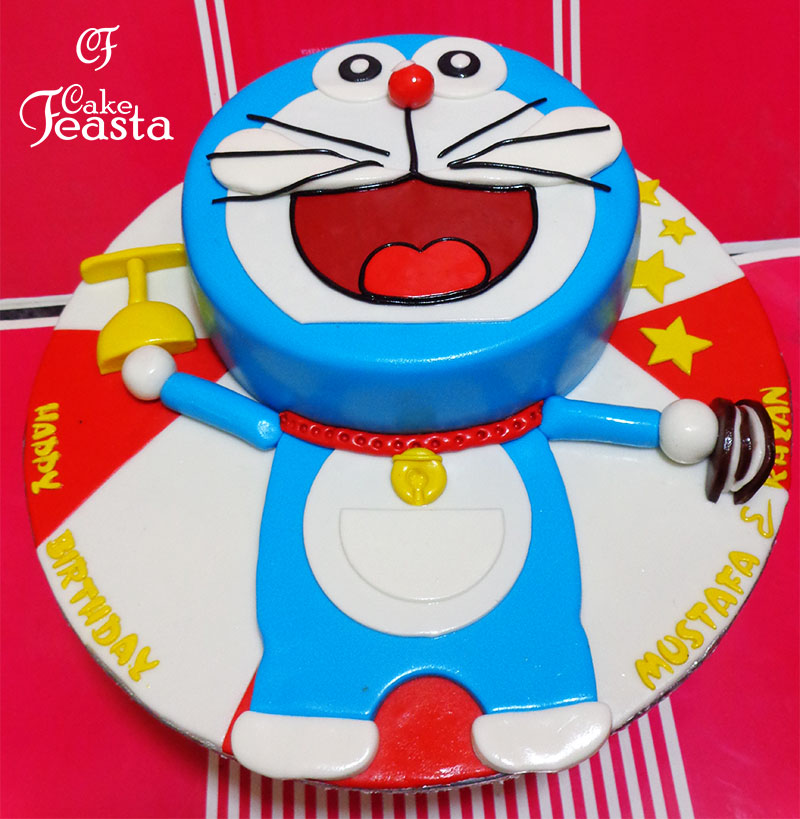 Amazing Characters Cakes In Lahore Cake Feasta