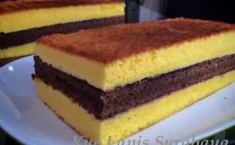 Kue Lapis Surabaya. Foto: Cakefever.com