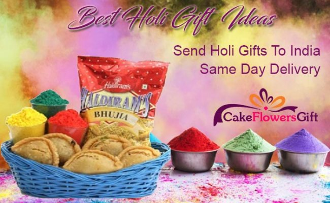 Best Holi Gift Ideas Send Holi Gifts To India With Same