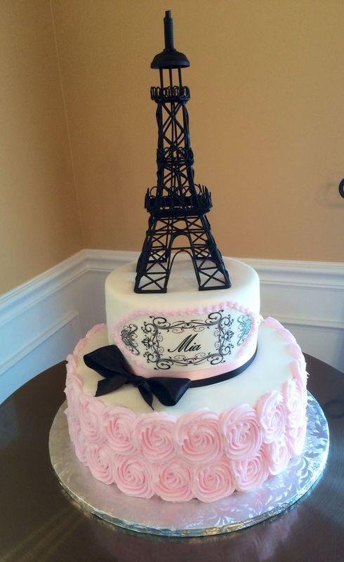 Paris Eiffel Tower Decorations