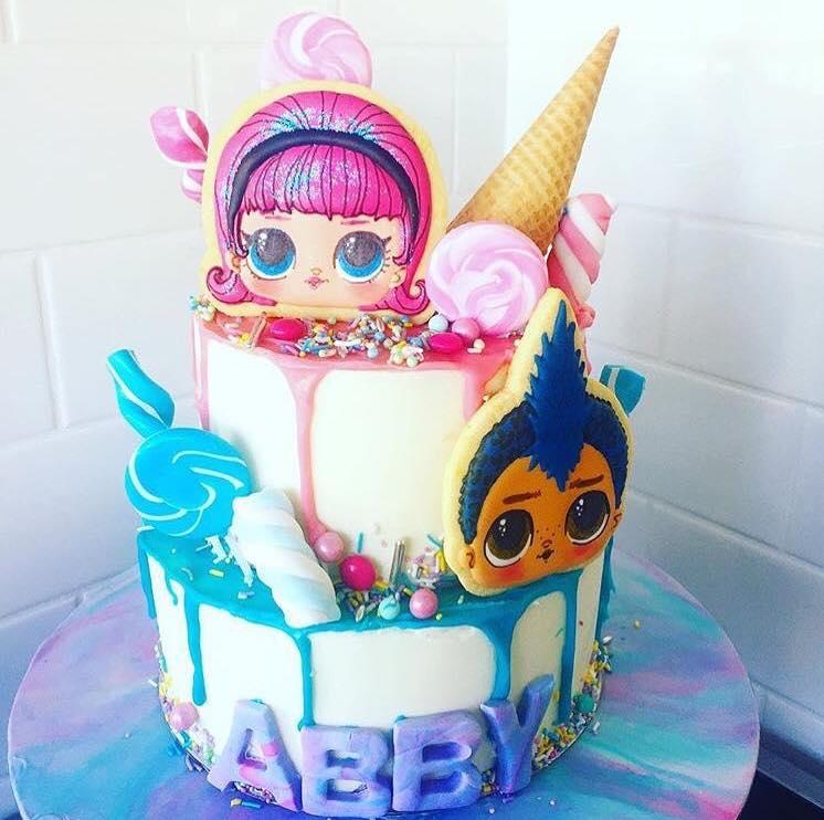 Wellington Birthday Cakes Lol Surprise