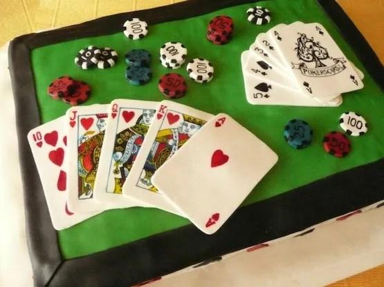 Torte gioco dazzardo  poker roulette lotto slot