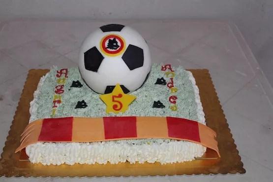 Le torte per i tifosi della Roma  Cakemania dolci e cake design