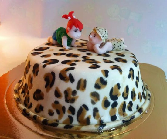 Torta Flintstones  Cakemania dolci e cake design