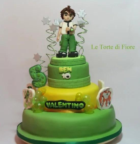Torte Ben Ten  Cakemania dolci e cake design