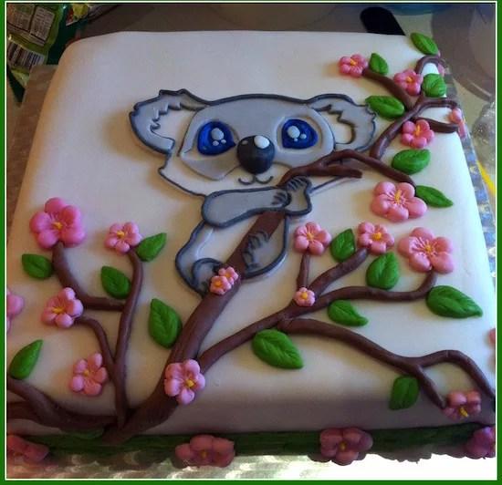 Torta Koala  Cakemania dolci e cake design