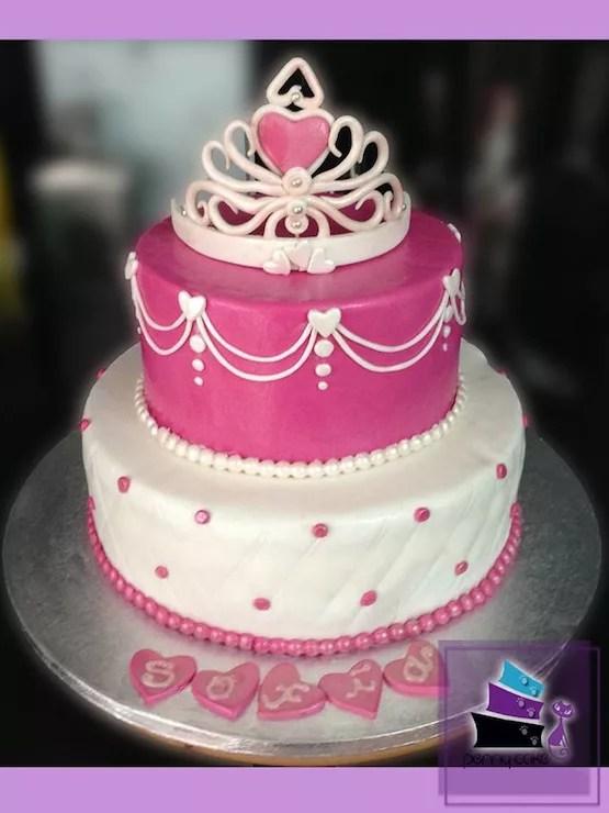 Torta Principessa Sofia idee di cake design