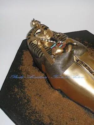 Torta antico Egitto idee per un compleanno faraonico