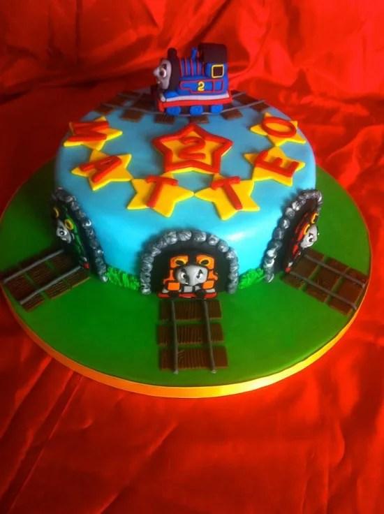 Torte con trenini  Cakemania dolci e cake design