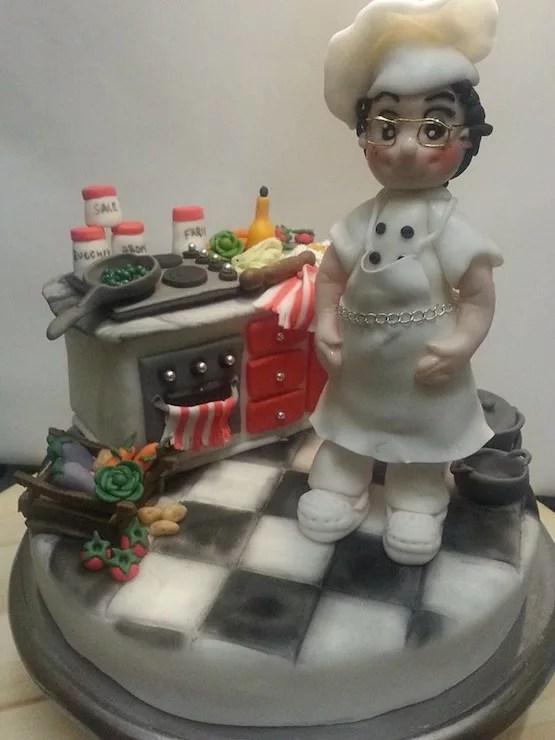 Torte Per Chef Pasticceri Cake Designer E Appassionati