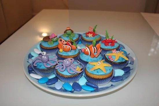 Torte di cake design con Nemo
