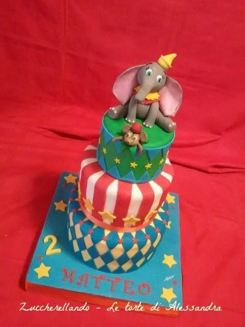Torte con il circo e i pagliacci  Cakemania dolci e cake
