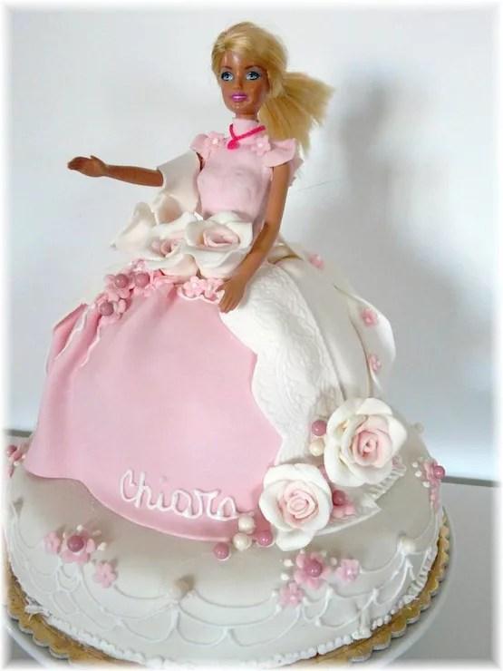 Torte BarbieCake  Cakemania dolci e cake design