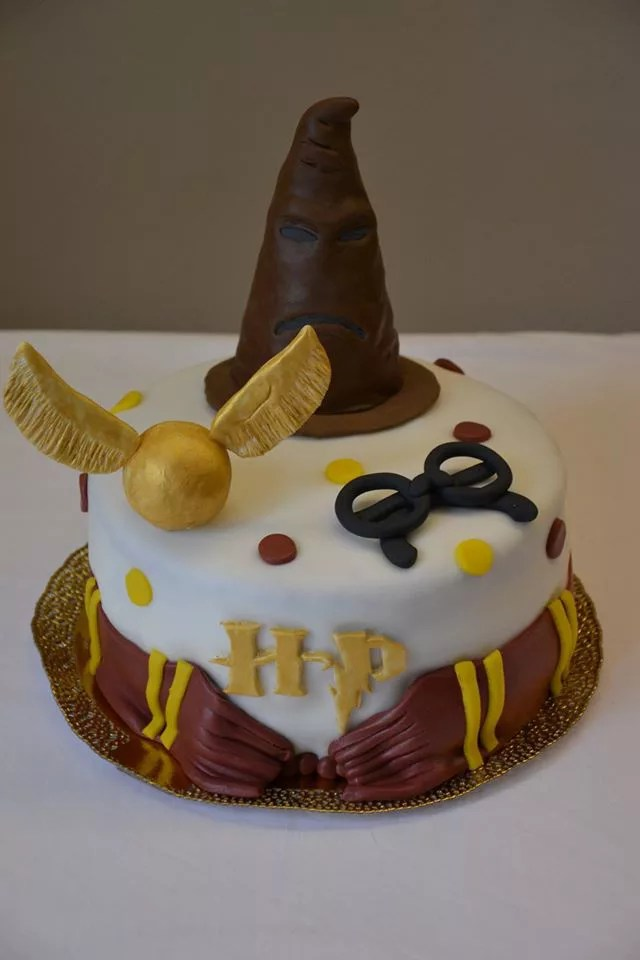 torte harry potter  Cakemania dolci e cake design