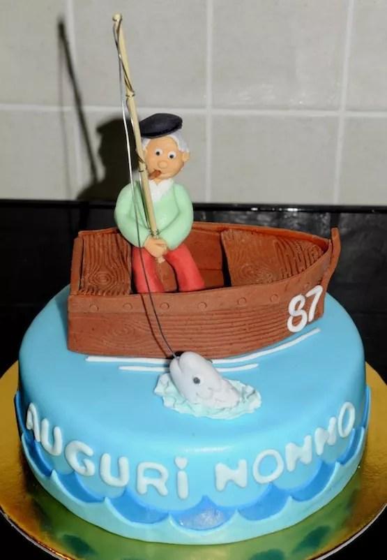 Torte per pescatori  Cakemania dolci e cake design