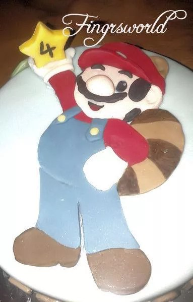 Torte decorate con Super Mario Bros  Cakemania dolci e cake design