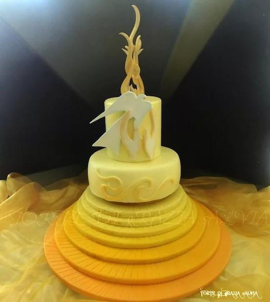 Torta per la Cresima idee per torte Cresima di cake design
