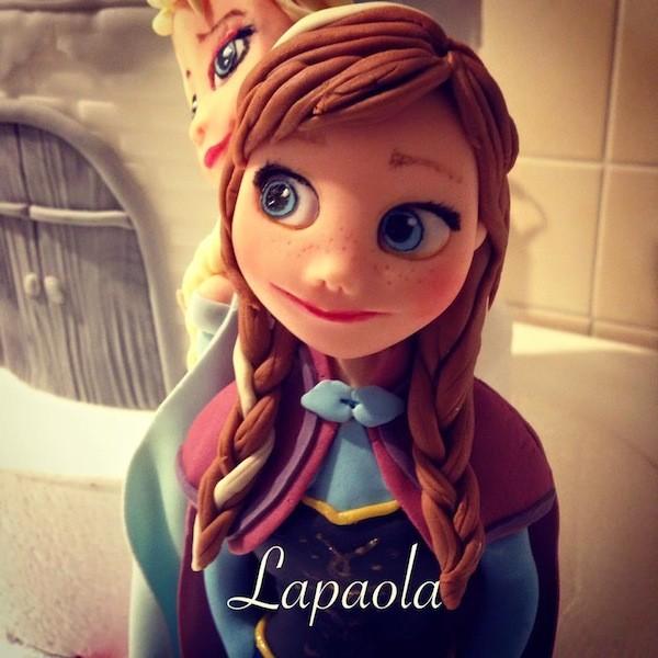Le 10 torte di Frozen pi belle per compleanno da principessa
