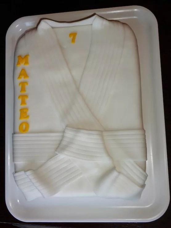 Torte arti marziali karate judo jujitsu  Cakemania dolci e cake design