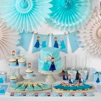Come organizzare una festa a tema Frozen