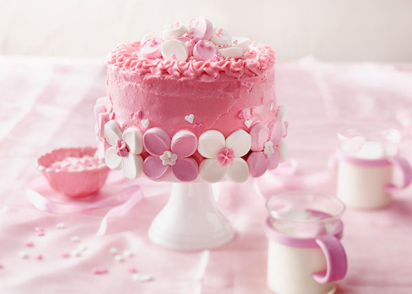 Torte decorate con marshmallows facili e divertenti