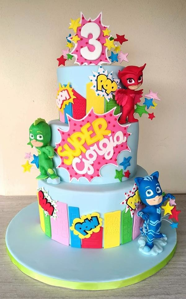 Cake Design Fototorte